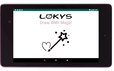 Draw With Magic Promotion Picture Start